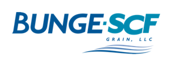 BUNGE-SCF GRAIN logo